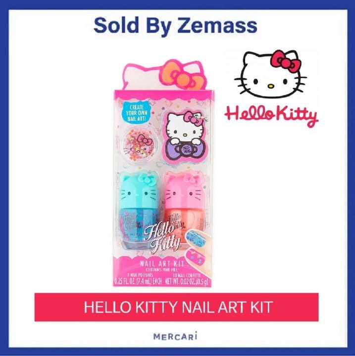 Hello Kitty Nail Art Kit