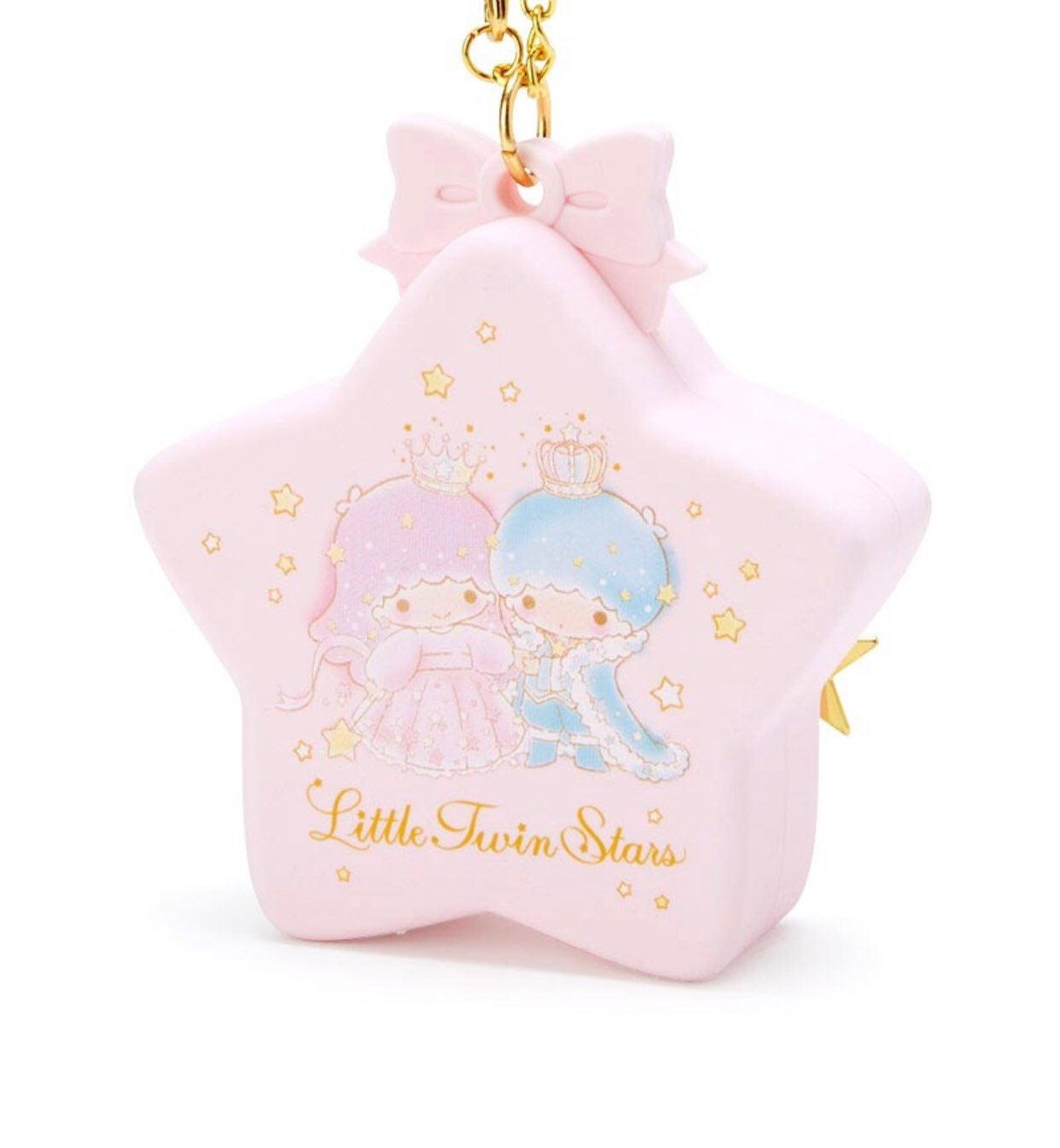 Sanrio Little Twin Stars Silicone Pouch
