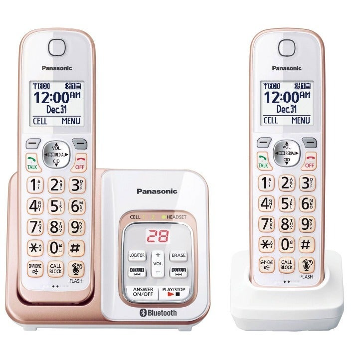 Panasonic Bluetooth Cordless Phone