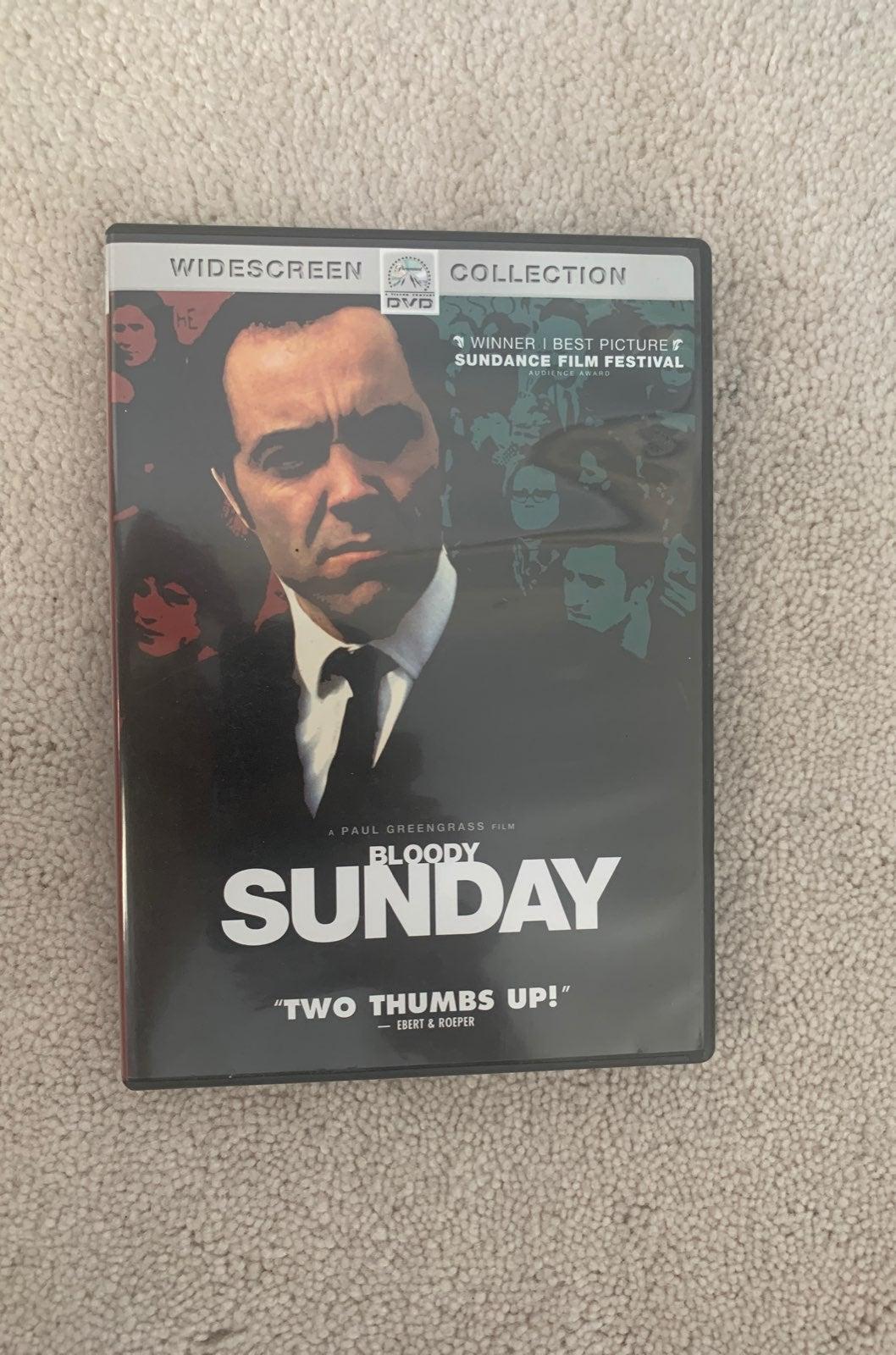 Movie | Bloody Sunday
