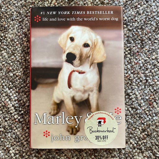 Marley and Me Book