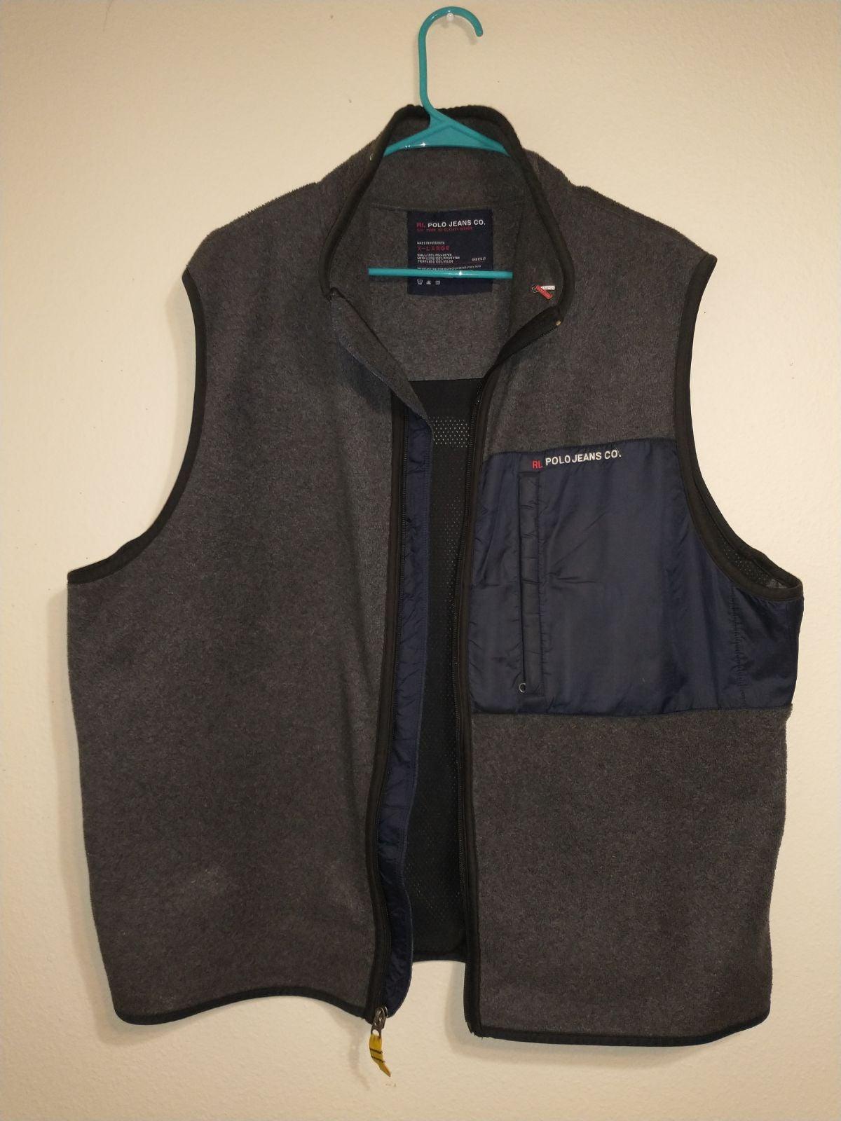 Ralph Lauren Man's Vest L
