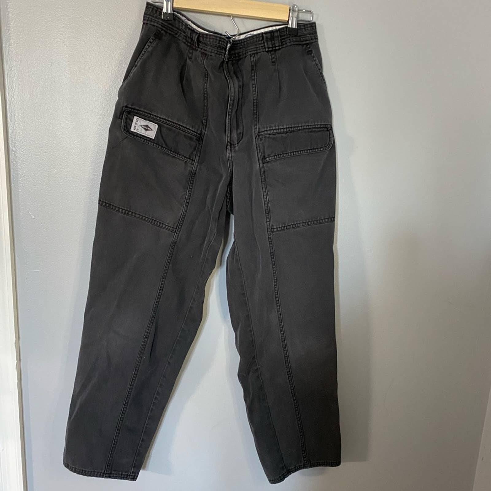 Bugle boy vintage tapered pants 34