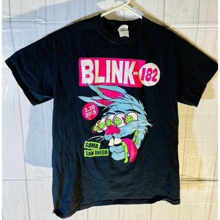 Blink 182 Soma San Diego Concert T-Shirt
