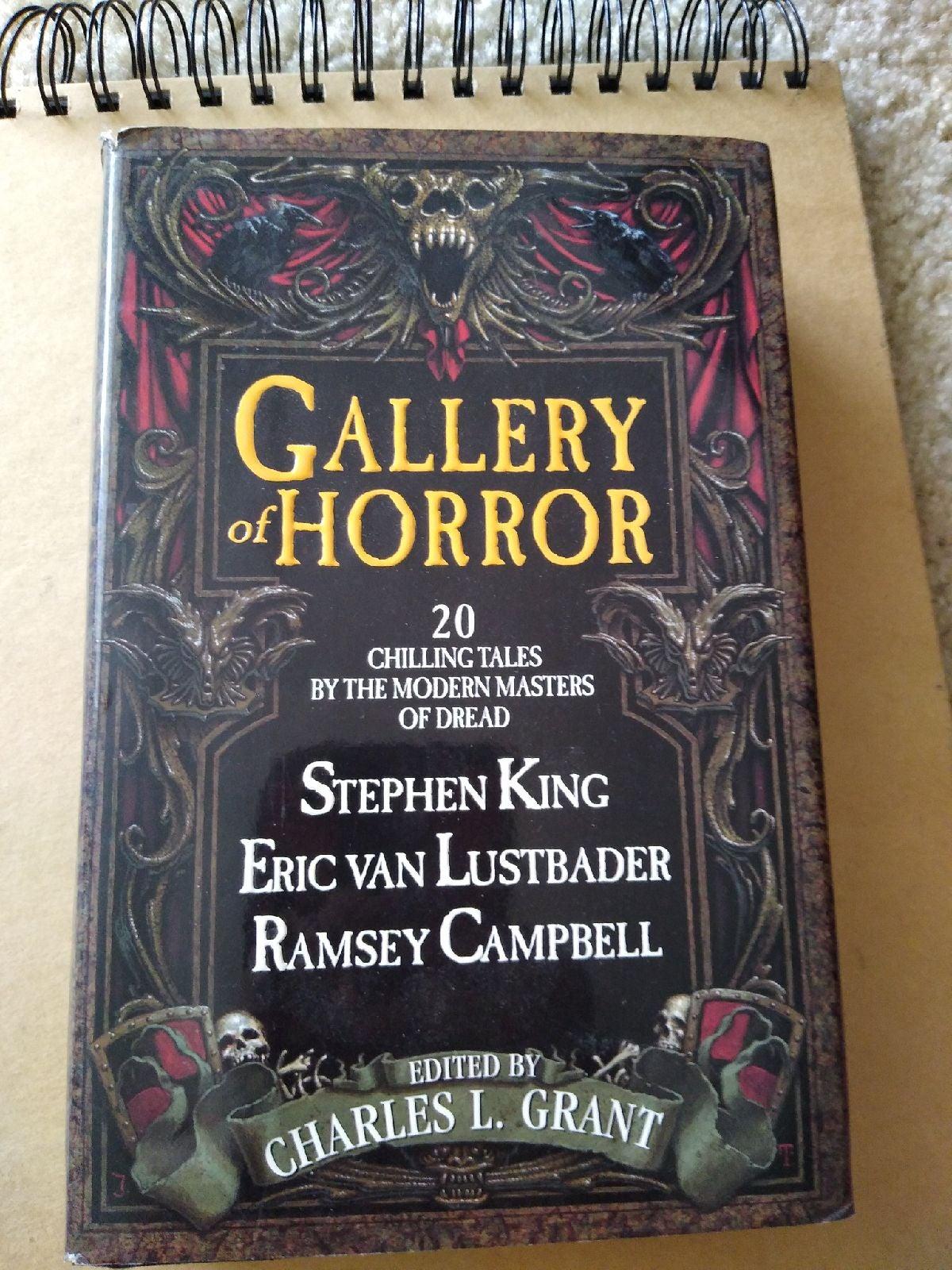 Gallery of Horror Steven King