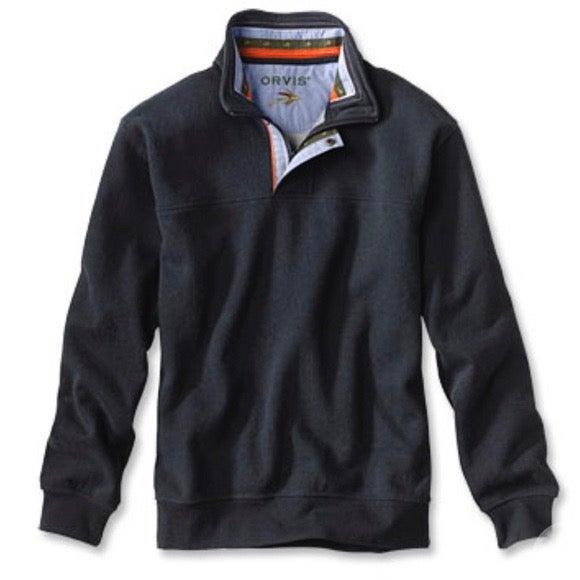 Orvis 1/4 Zip Signature Sweatshirt XL