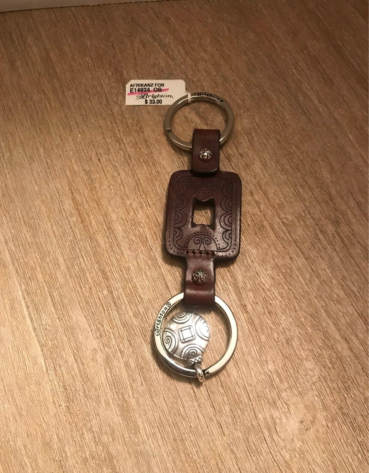 Brighton keychain