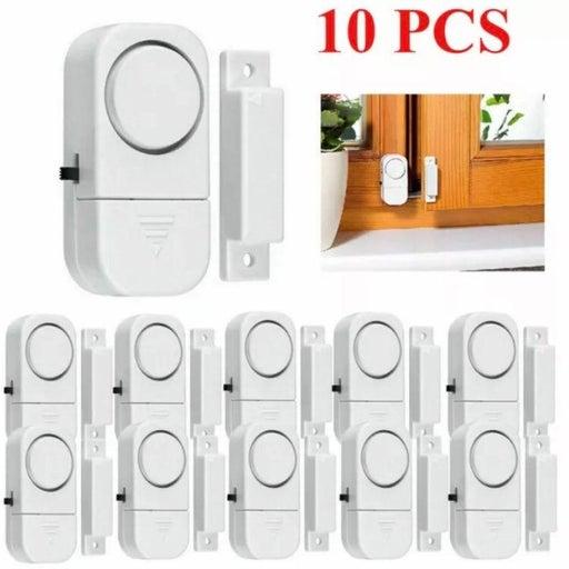 New 10 Wireless Home Window Door alarms