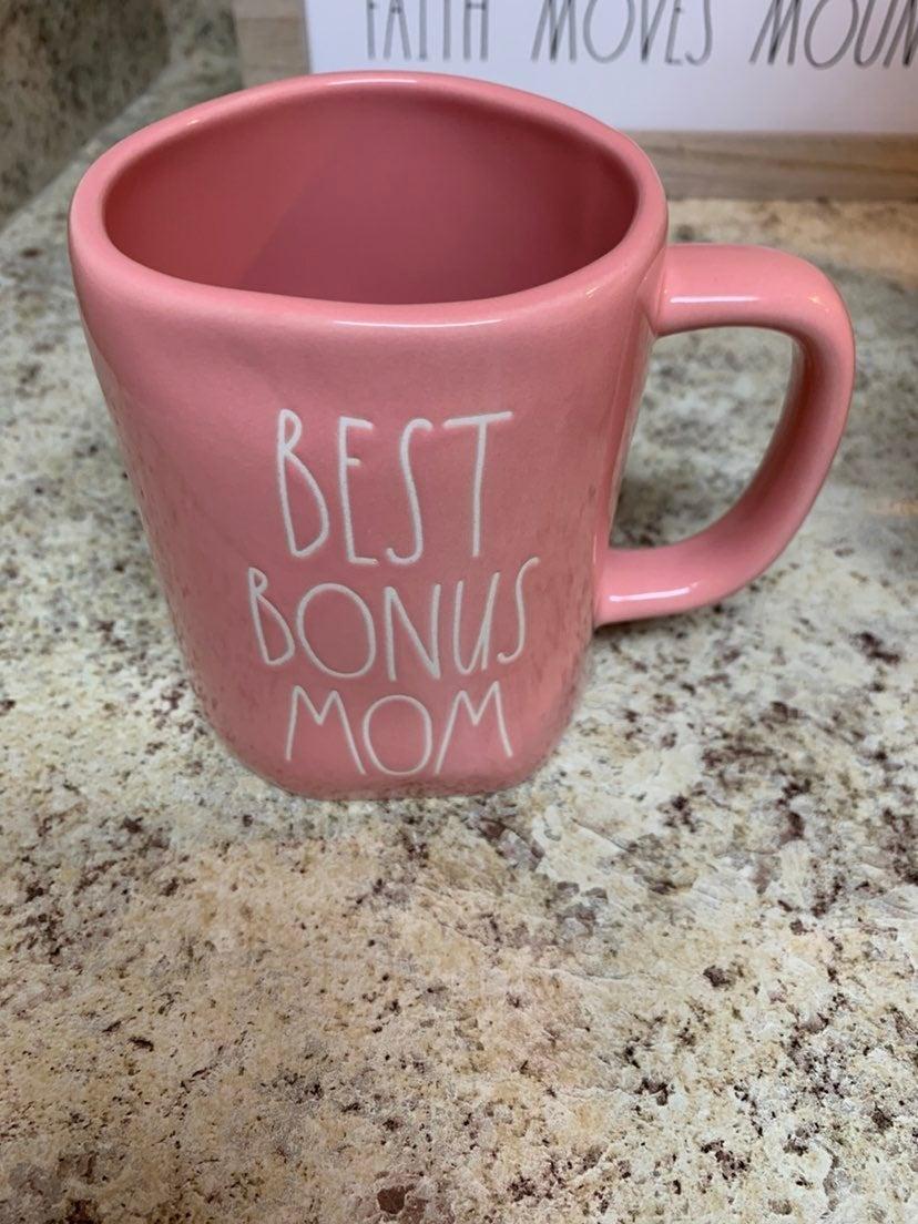 Best Bonus Mom Mug