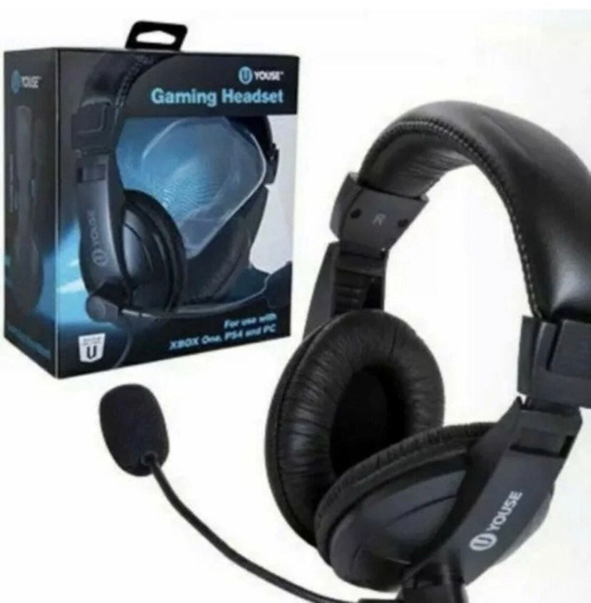 Gaming headset ps4 xbox1 pc