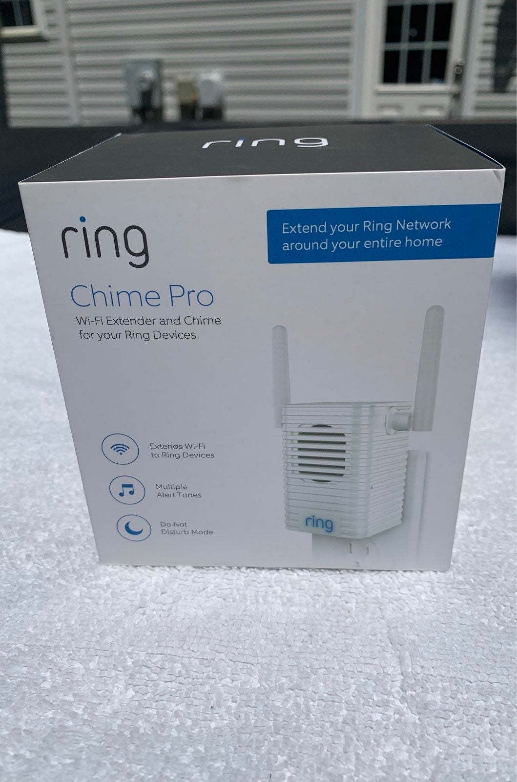 Ring Chime Pro Wi-Fi Extender