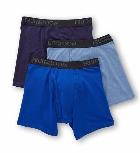 Fruit of the Loom 2XL Big Man 3 Pk Brief