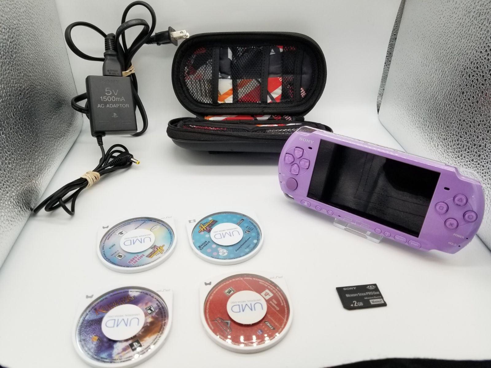 Sony PSP 3001 Hannah Montana Edition