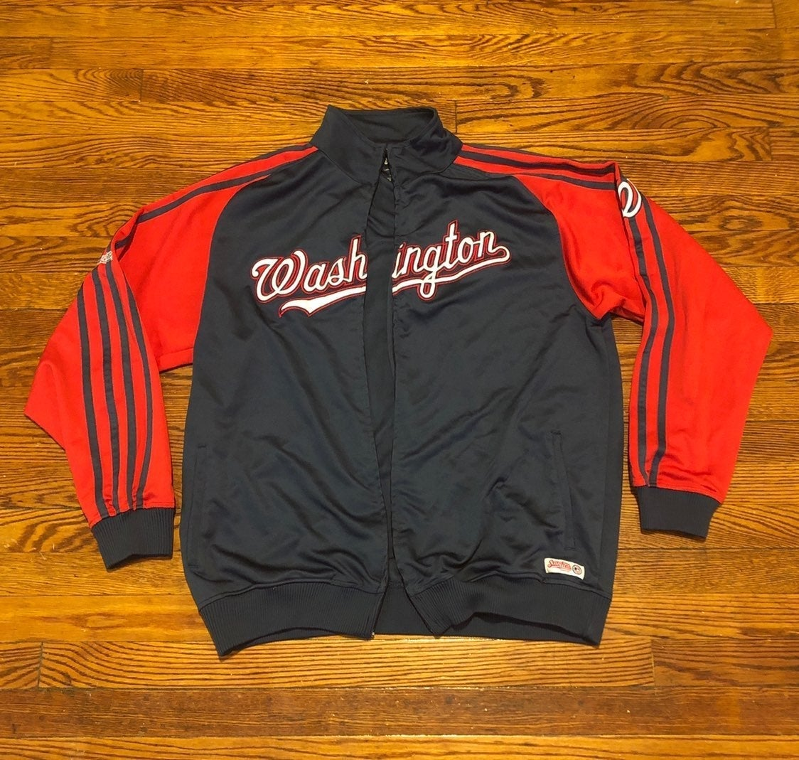 MLB Washington Nationals Jacket, XL