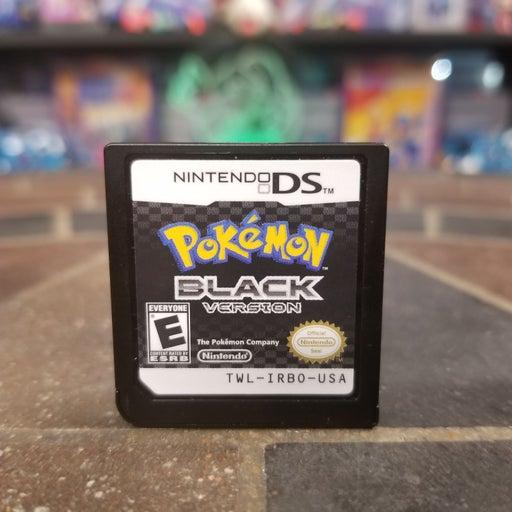 Pokemon: Black Version (Nintendo DS, 201