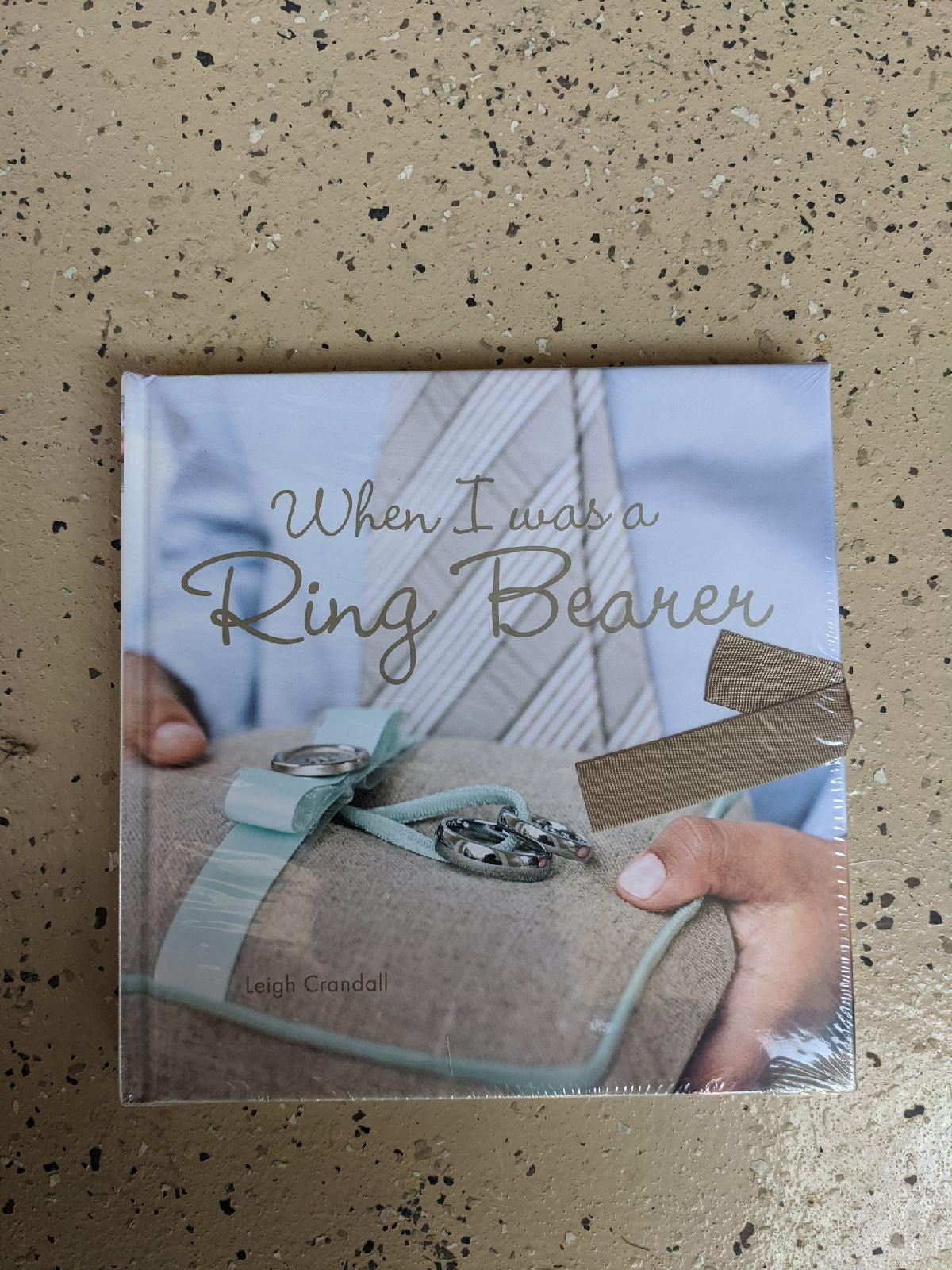 Flower Girl & Ring Bearer Books
