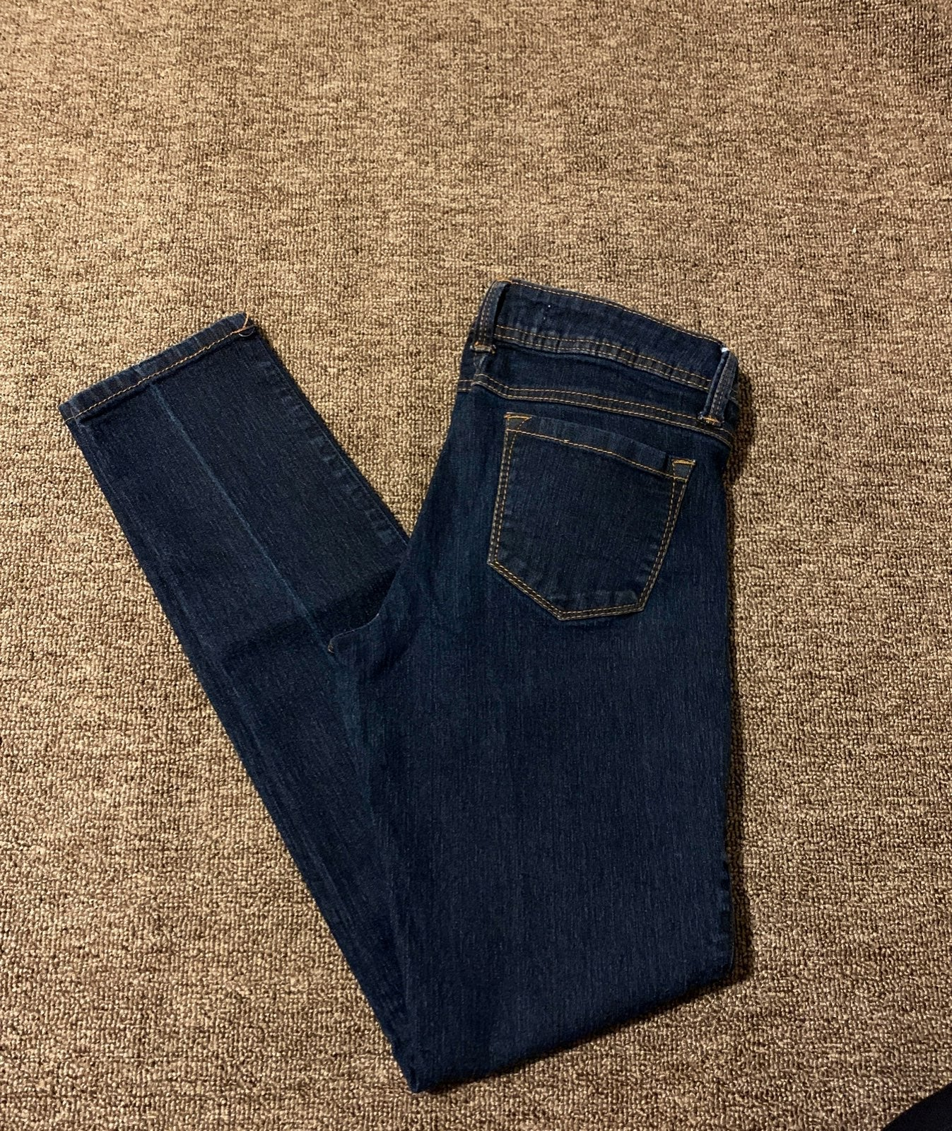 Ladies Blue Jeans Size 5