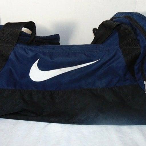 Nike Gym Duffel Bag Dark Blue