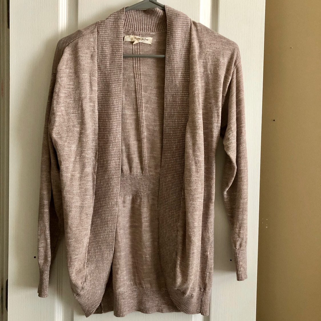 NWOT Women's Rewind Sweater