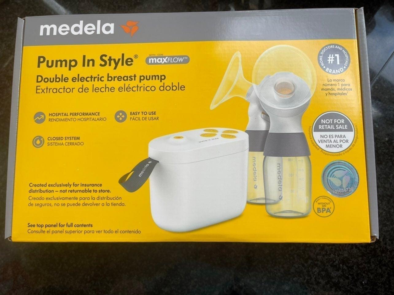 Brand New Medela Breast Pump