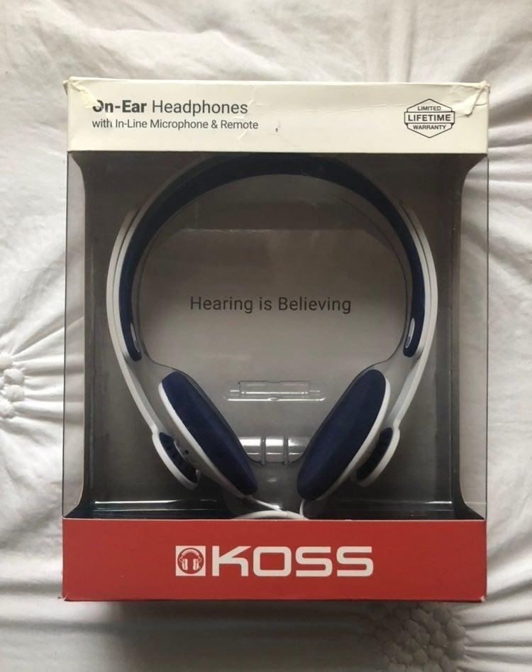 Koss Headphones