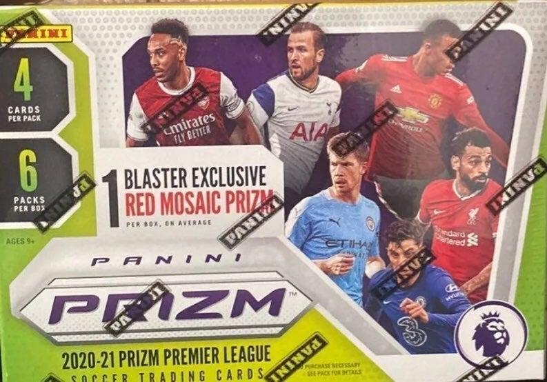 Prizm premier soccer blaster 13x