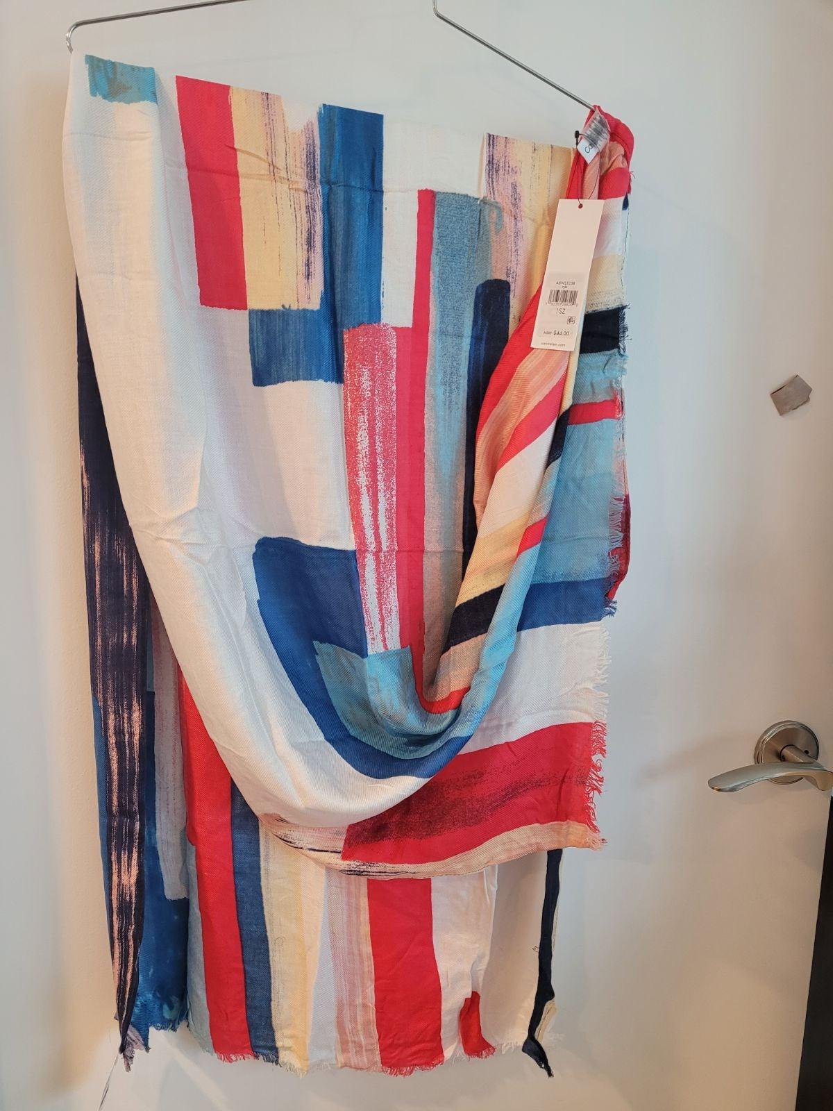 Calvin Klein Wrap/Shawl (4th of July Col