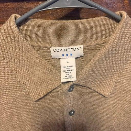 covington lightweight sweater