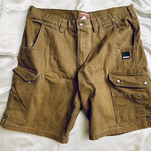 Craftsman cargo shorts