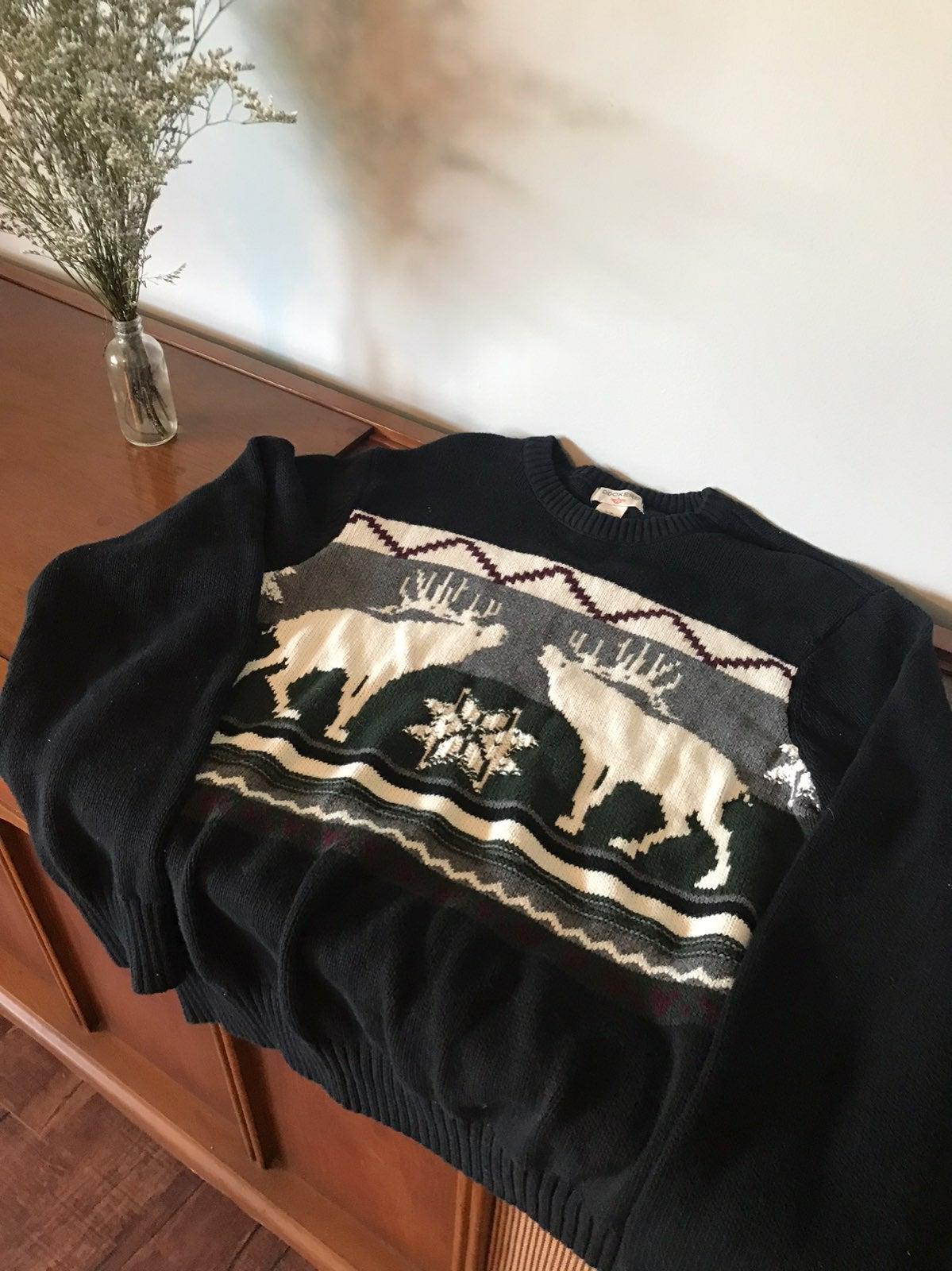 Winter/christmas sweater