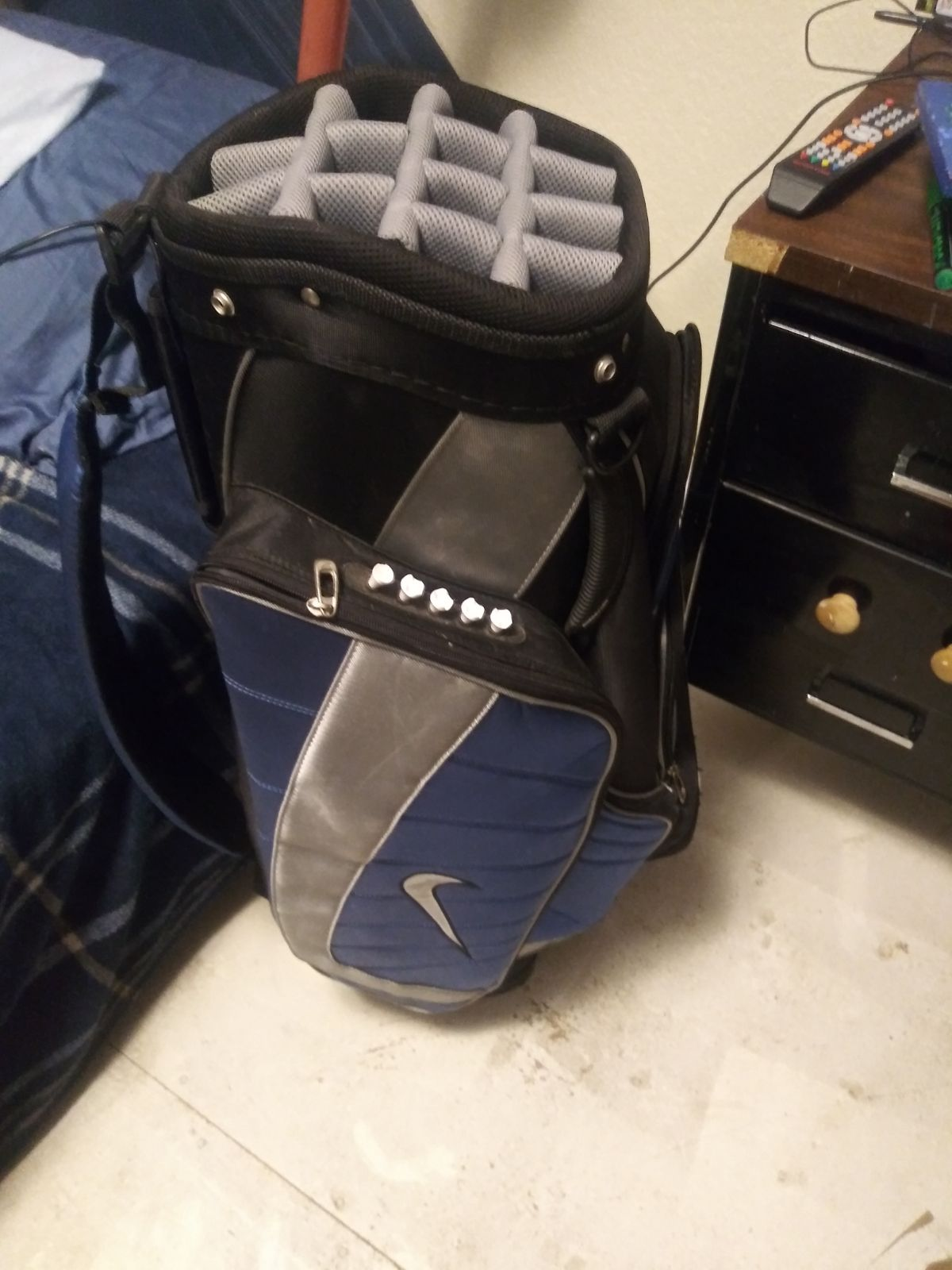 Nike Golf Bag 14 compartments
