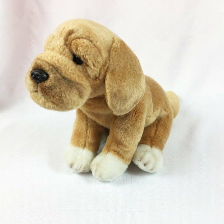A18 Nat & Jules Puggle Hound Puppy Dog P
