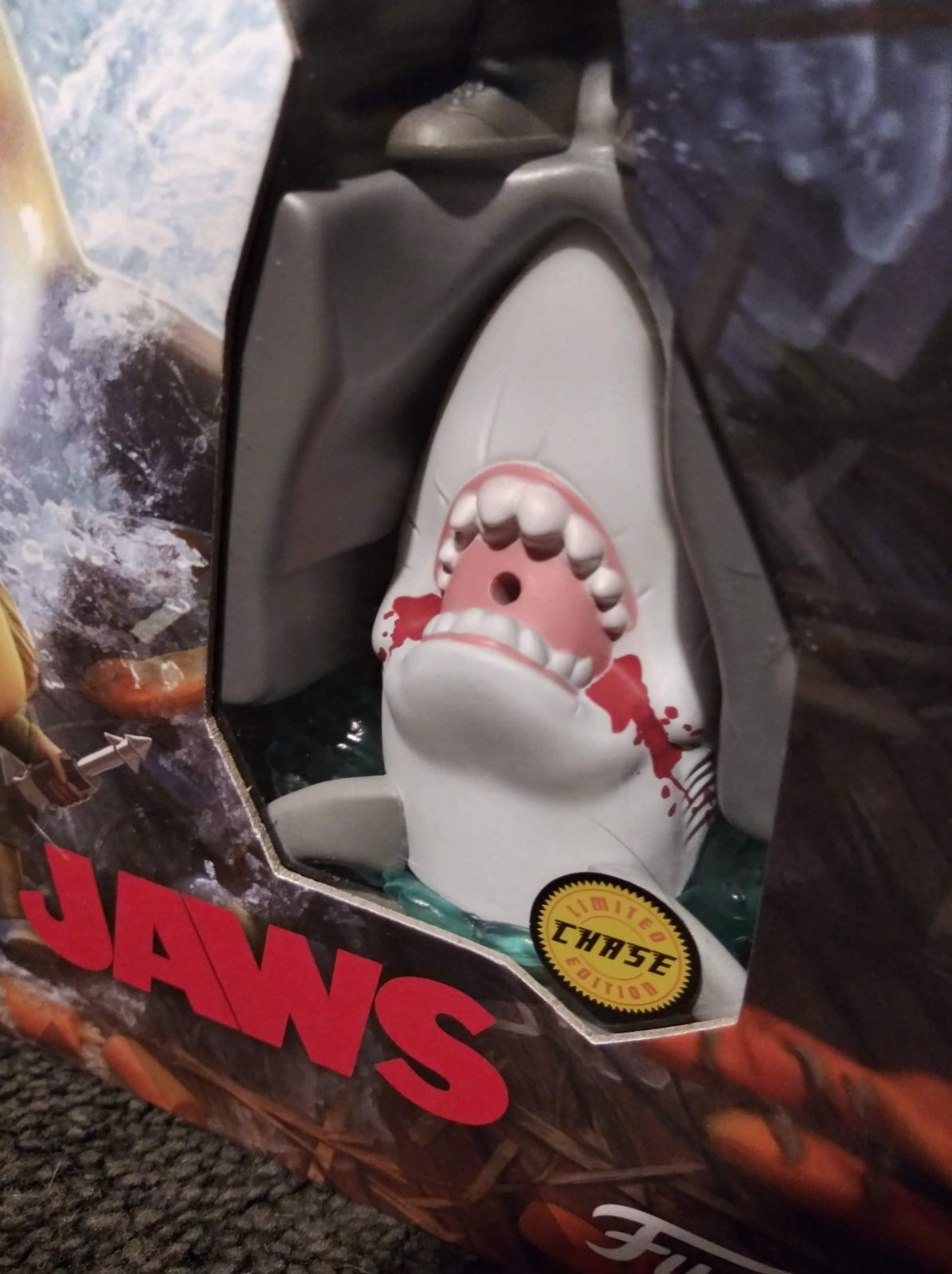Funko funkoverse CHASE Jaws