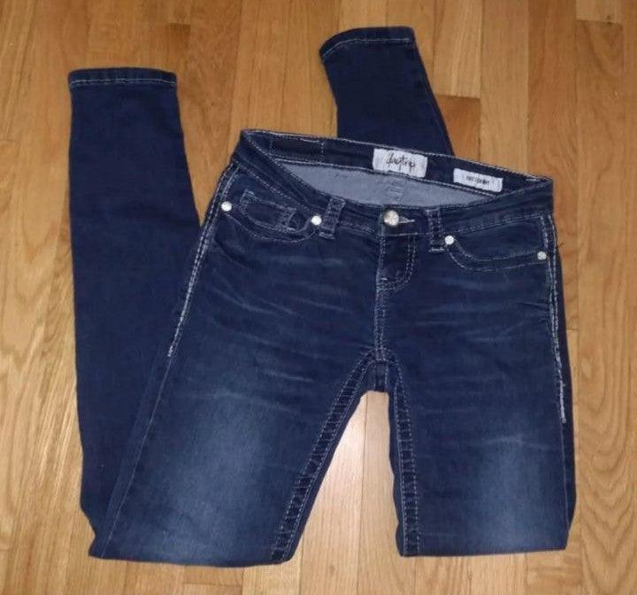 Daytrip embellished Skinny Jeans