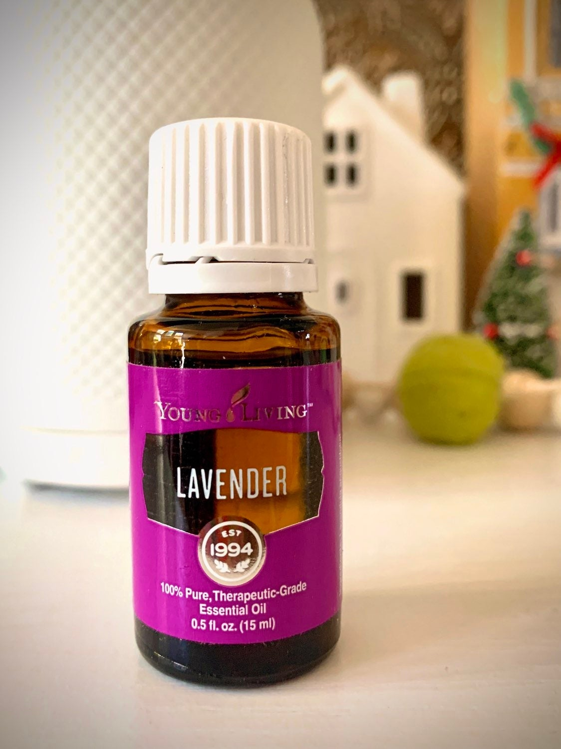 Young Living Essential Oil, Lavender