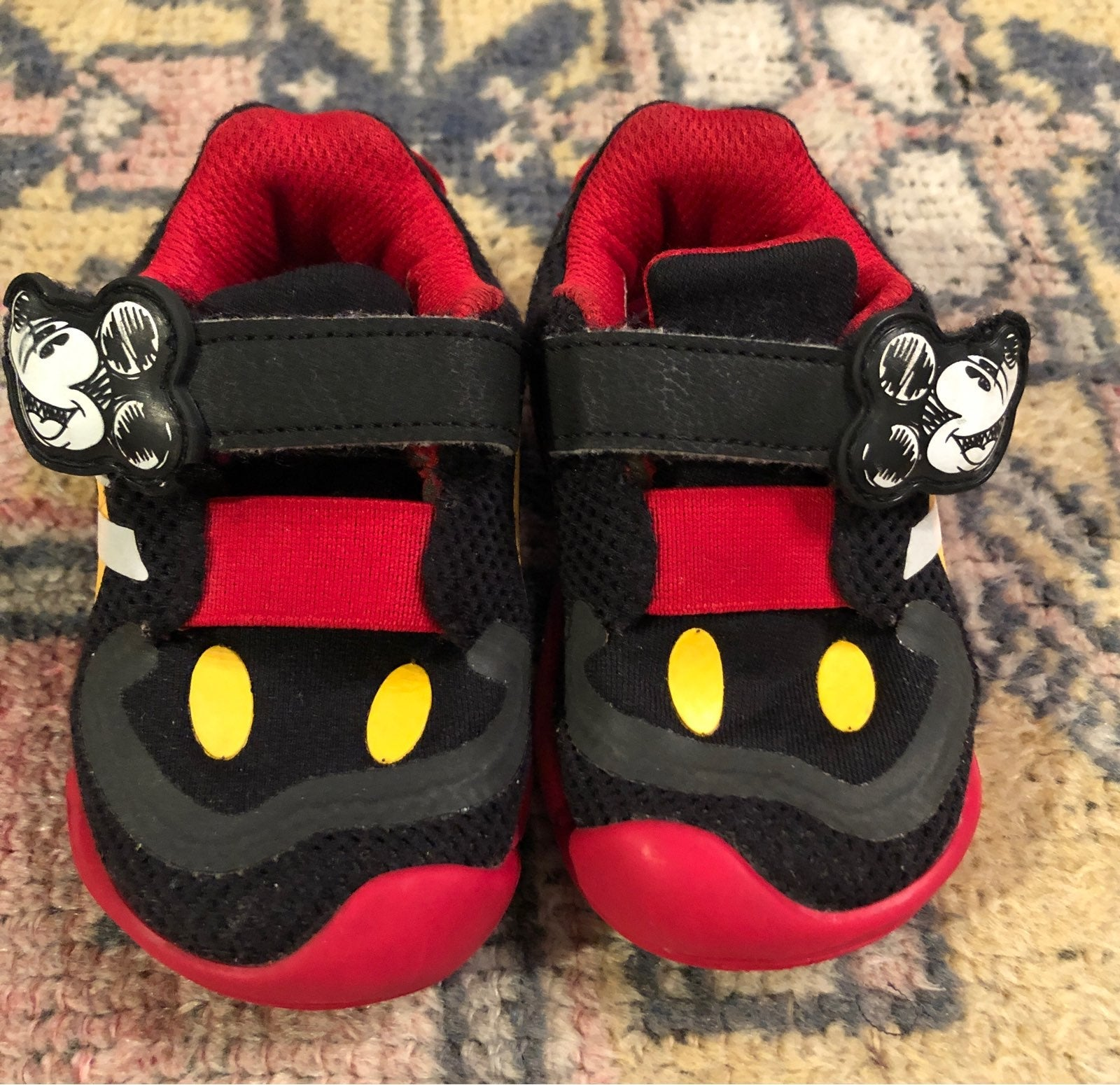 Adidas Baby boy Mickey Mouse Shoes 4