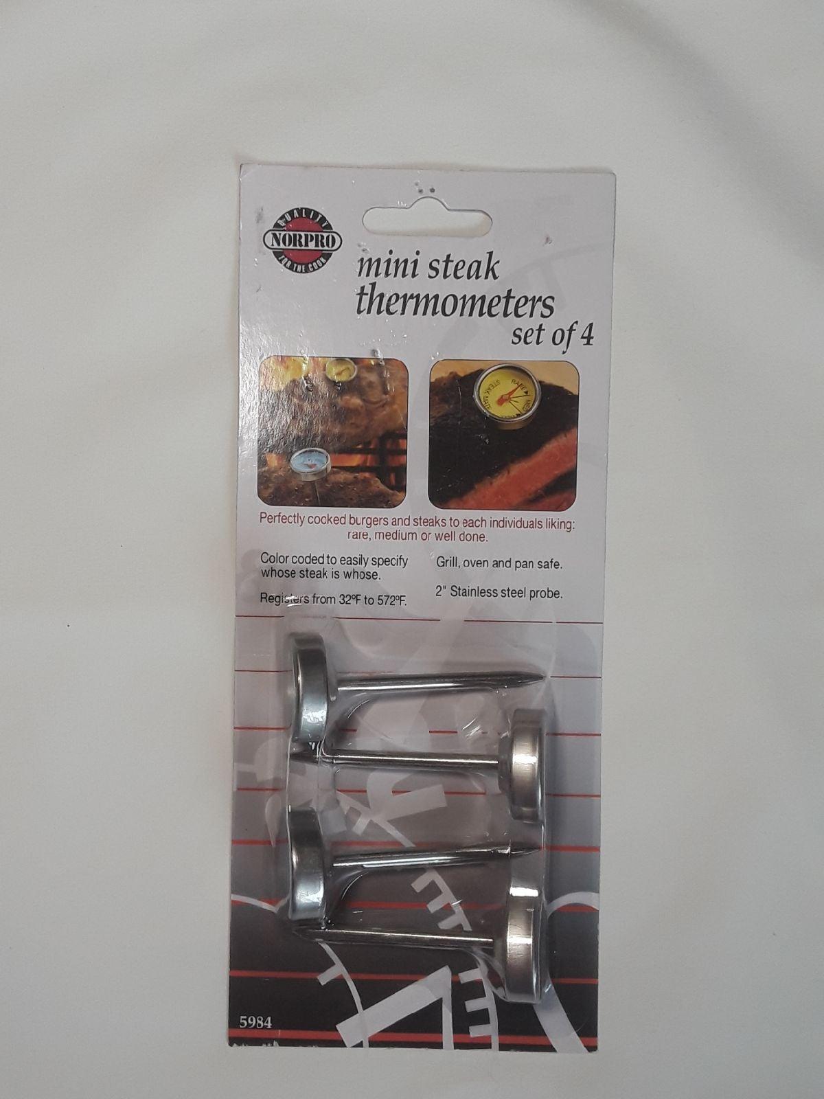 Mini Steak Thermometers
