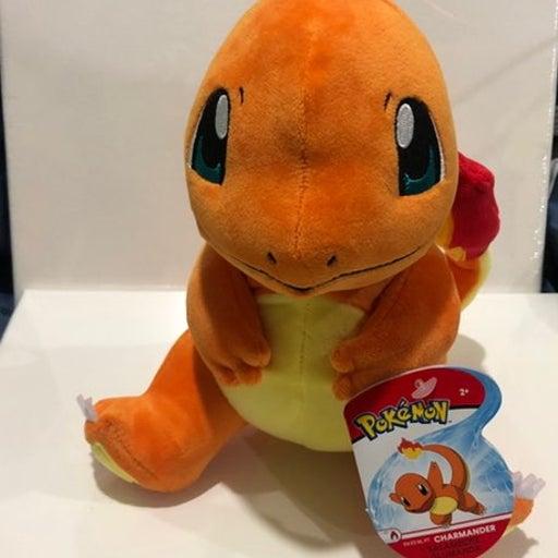 "Charmander Pokemon 8"" Plush NWT"