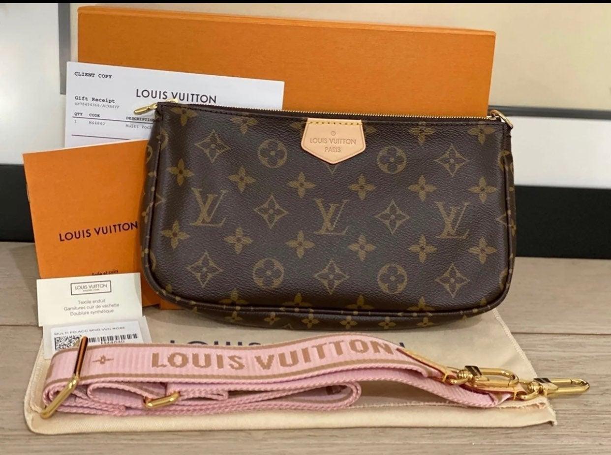 Louis Vuitton Largest Multi Pochette