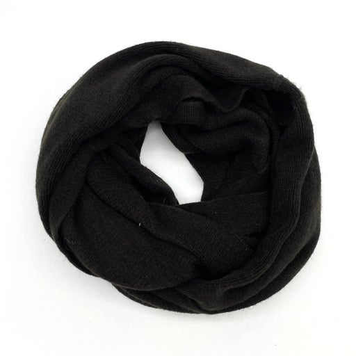Calvin Klein Soft Black Infinity Scarf
