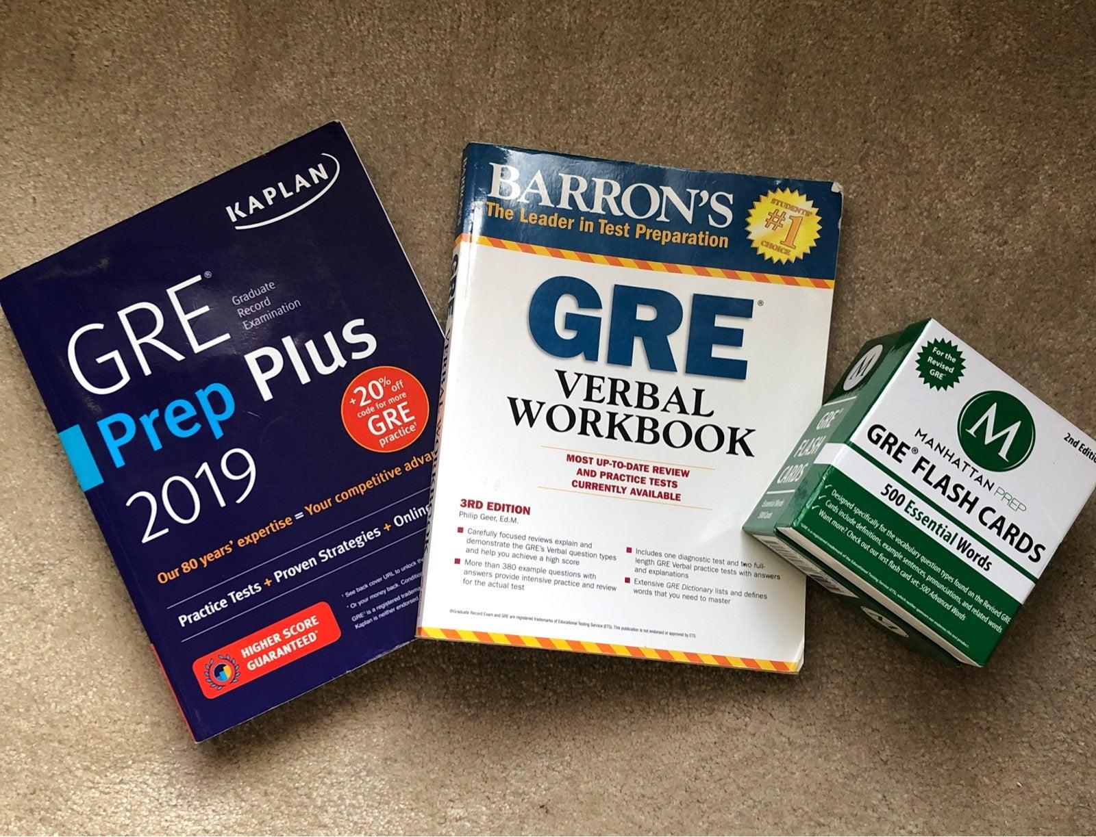 GRE Test Prep Bundle