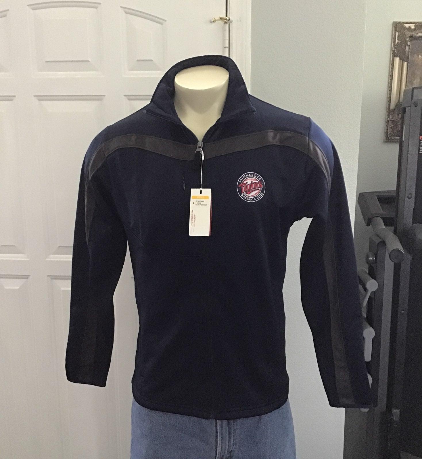 Antigua MLB Minnesota Twins Jacket