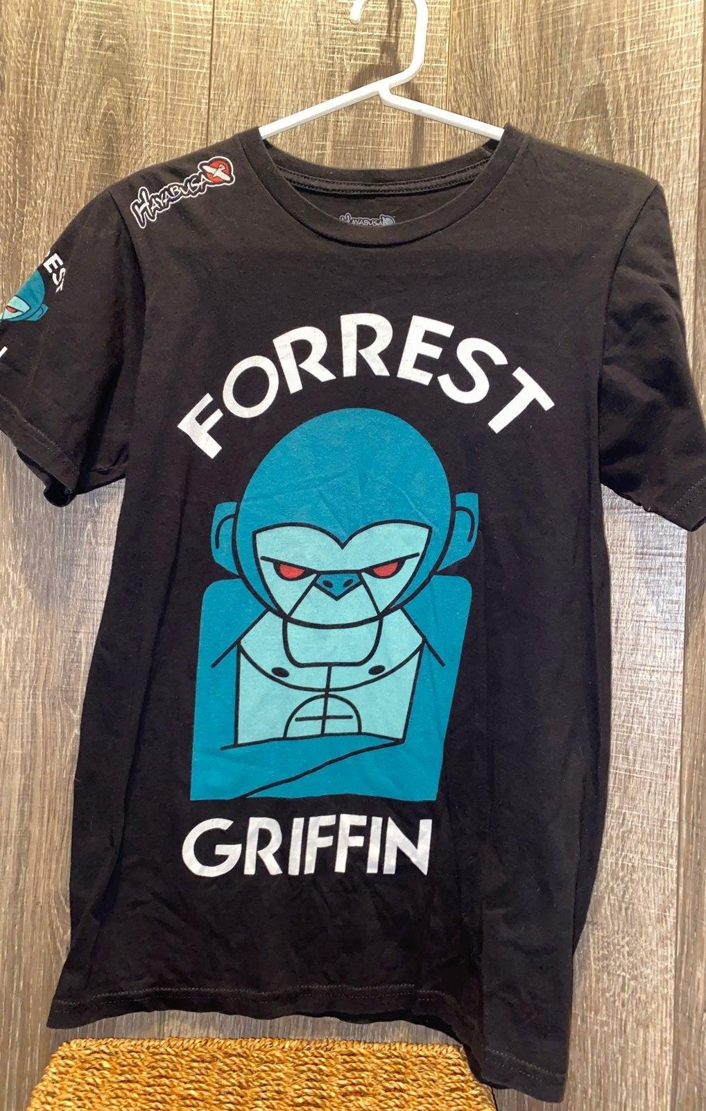 Hayabusa Forrest Griffin tshirt