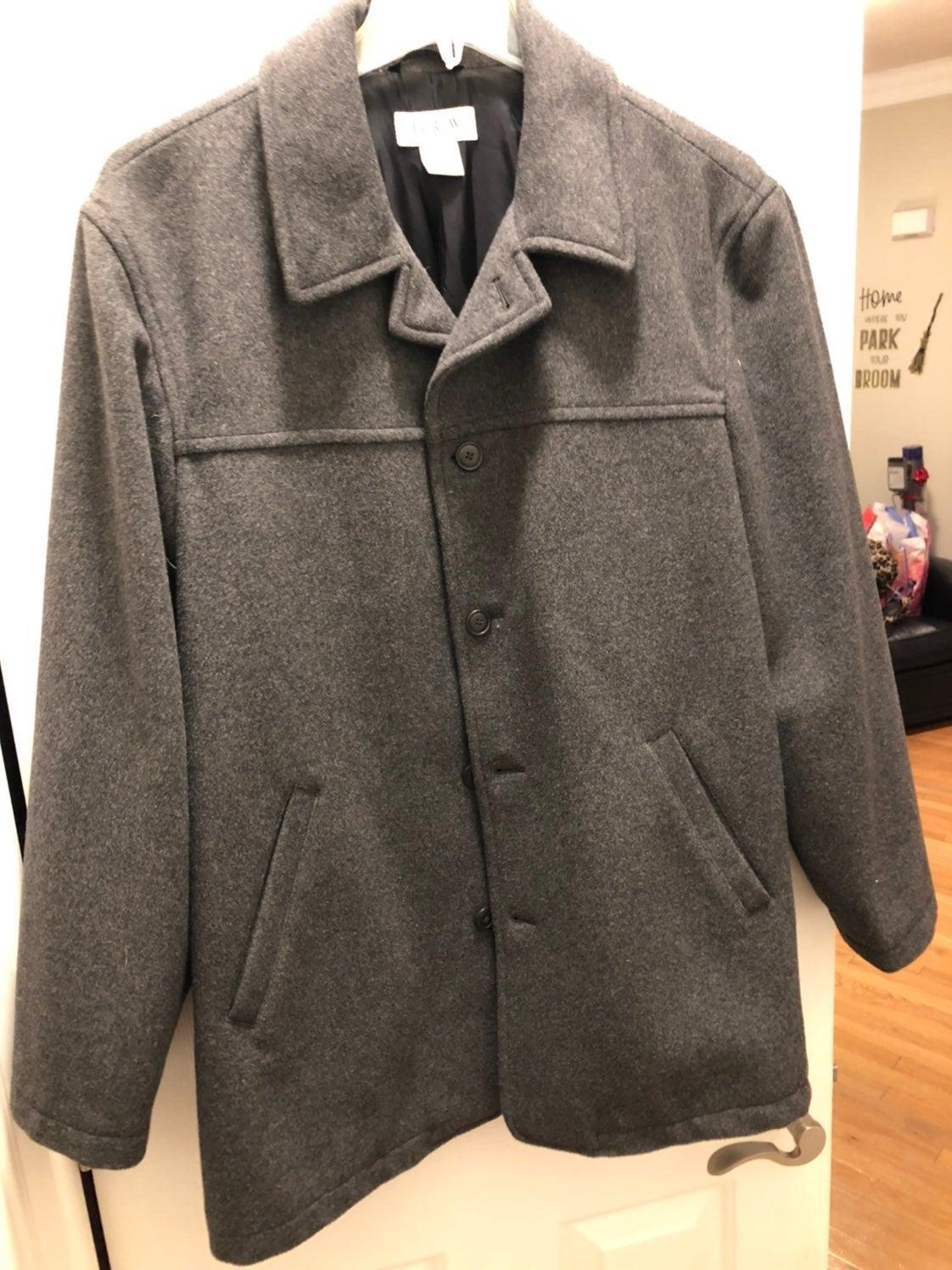 j crew coat
