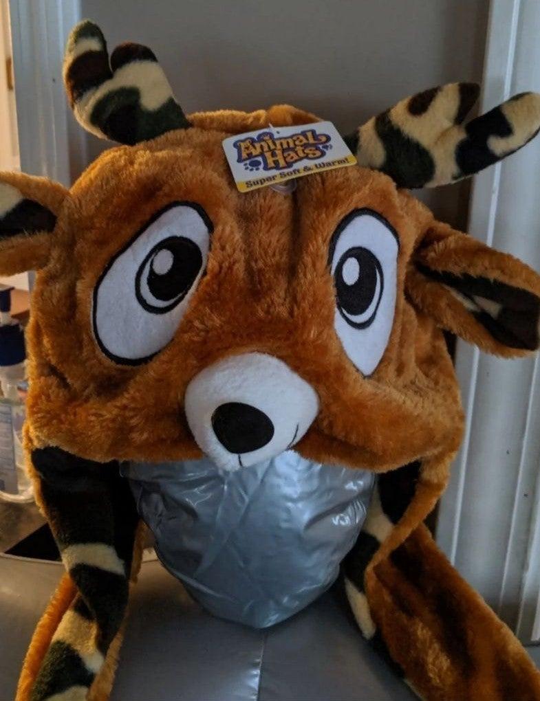 Toddler Animal Hat