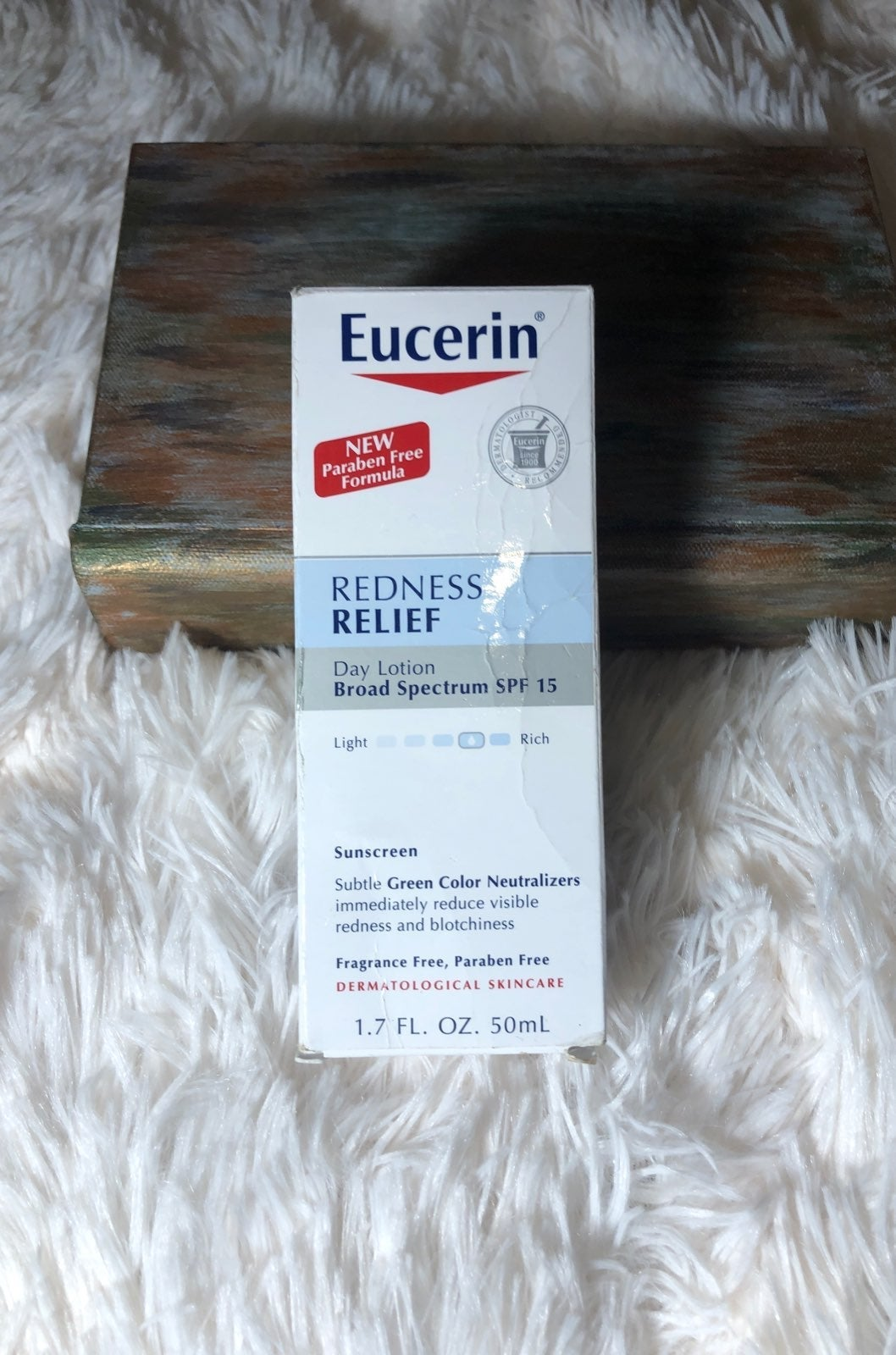 Eucerin Redness Relief SPF Day Lotion