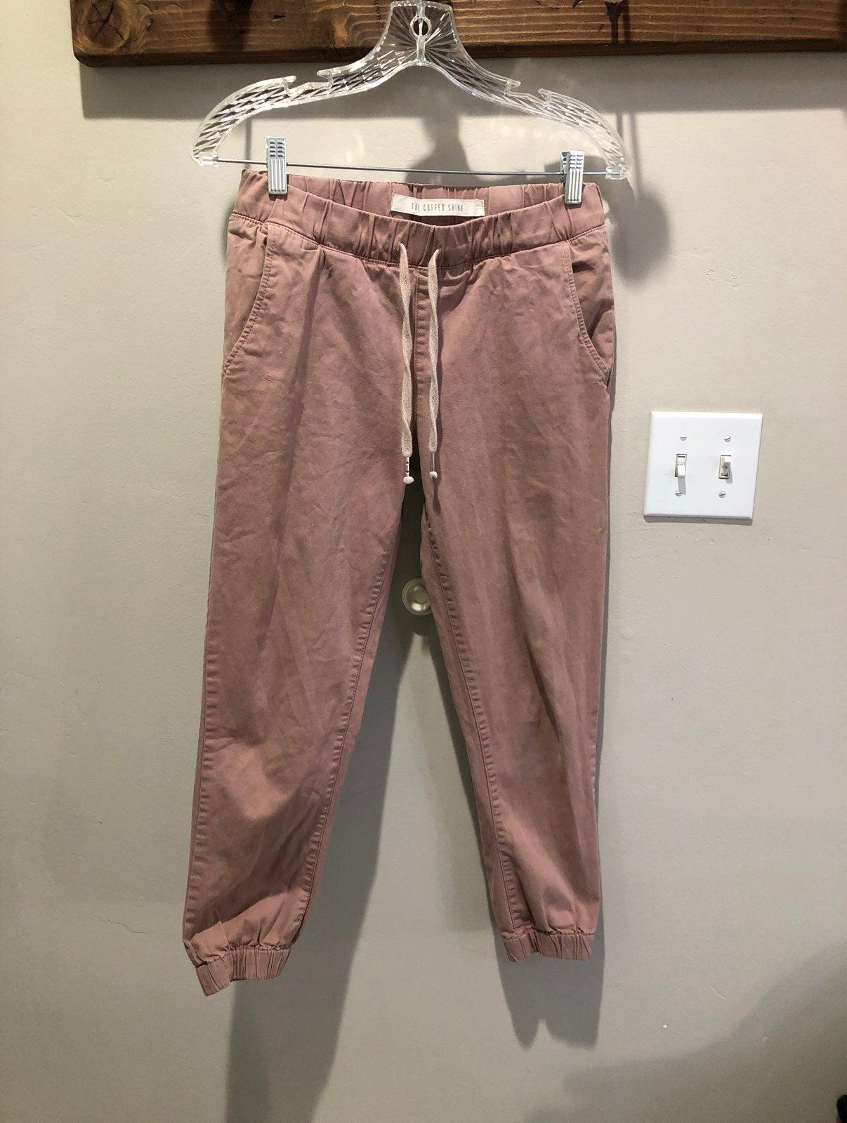 Cotton on chino jogger pants