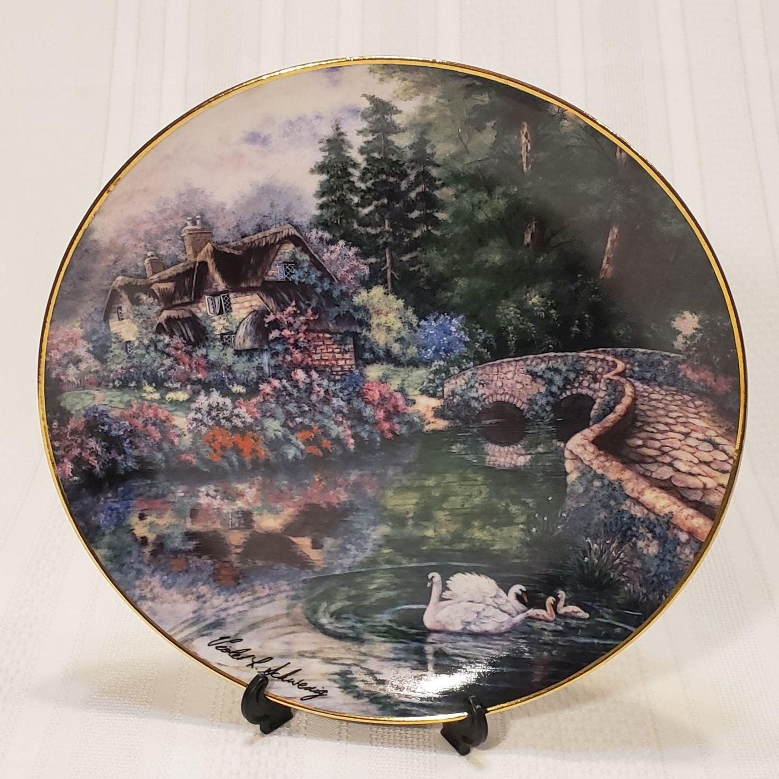 "The Porcelain Gallery, ""Bridgewater Cros"