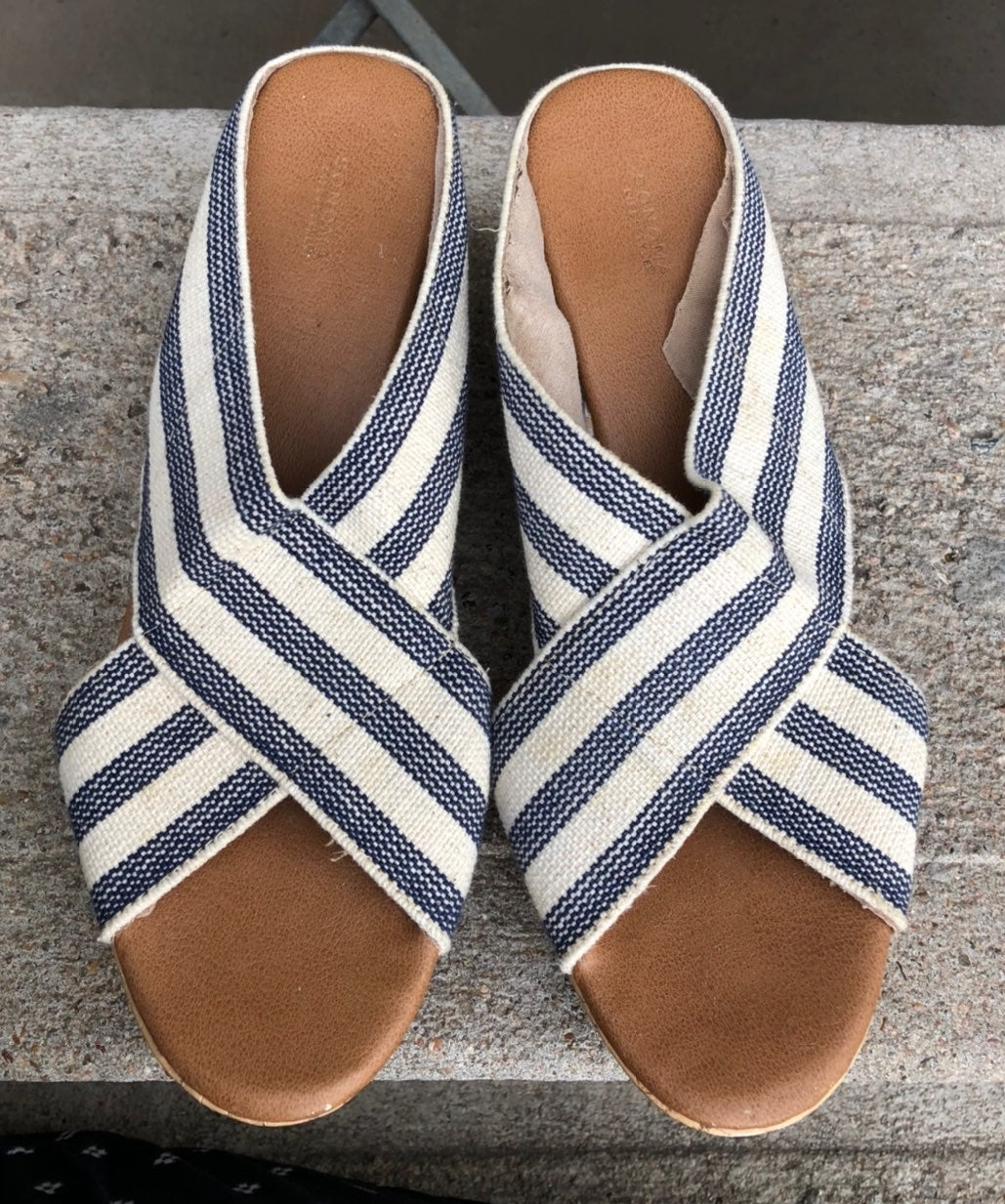 Sonoma Lifestyle Wedges