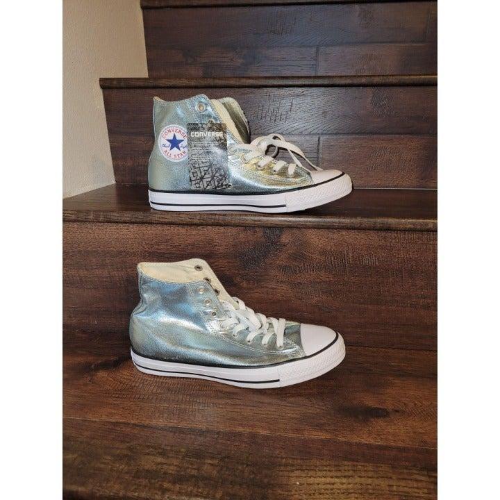 Converse Chuck Taylor Glacier Blue Shoes